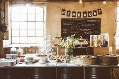 Café Kvarnen | Sommarcafé Bed & Breakfast i Varberg - Strömma Farmlodge