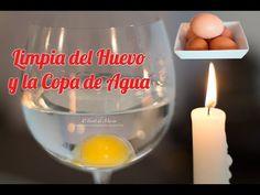 Limpia con Huevo y Copa de Agua para eliminar las energías negativa y comprobar el Mal de Ojo. Tarot de María, Tarot Coach y Ritualista