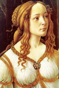 Sandro Botticelli: Venus and Mars, detail 1, c.1485 - OCAIW