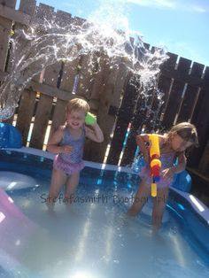Here we have my two wonderful daughters having fun in their pool last summer. Literally every day they asked if they could get the pool ou. Free Poems, Fort Augustus, Whitby Abbey, The Loch, Victorian Cottage, Kids Laughing, Middlesbrough, North Yorkshire, Most Romantic