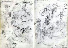 bocetos Santiago Sequeiros