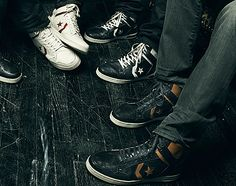 "fdb65e8b382 CONVERSE by John Varvatos – ""The Weapon"""
