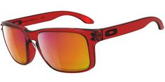 Oakley Holbrook Sunglasses Ruby | $110