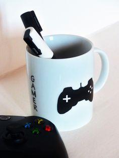 Posca DIY, Mug - Les Carnets de Gee ©