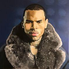 Acrylic Painting by Lena Kulaç Cuffing Season, Season 12, 12 Days Of Christmas, Chris Brown, Kitchen Art, Jon Snow, Instagram, Painting, Fictional Characters