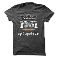 fabriqu en 1951 T Shirt, Hoodie, Sweatshirt
