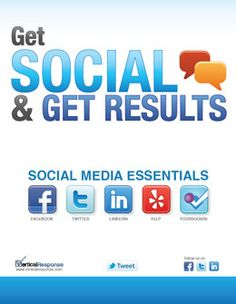 Get Social & Get Results: Free guide from @VerticalResponse