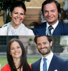 What do you think? Seeing double because of a resemblance, or because it's Monday? | Duchess-at-Large