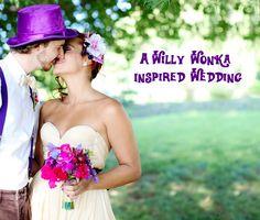 willy wonka wedding ideas