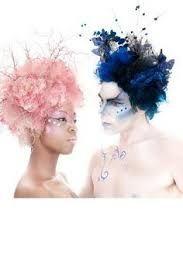 midsummer nights dream opera makeup - Google Search
