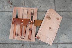 A handmade design.  Matias fuentes.