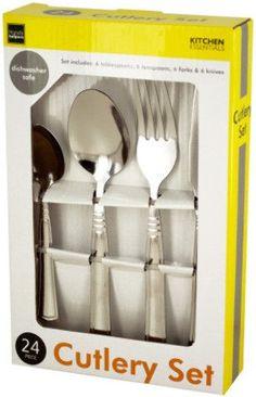 Everyday Metal Cutlery Set