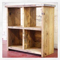 Bespoke vinyl storage unit ↟