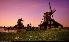 Holland - Zaanse Schans
