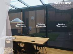 Cortinas screen by toldos torrente