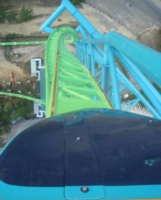 Front Row POV of Kingda Ka. Currently the world's tallest roller coaster feet) (and fastest at 128 mph). Six Flags Great Adventure (Jackson, New Jersey, USA) I'll wait in a line for it. Six Flags Great Adventure, Greatest Adventure, Kingda Ka, Walled Lake, Visit New York City, Visit Chicago, Baldwin Park, Roller Coasters, Short Trip