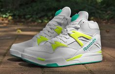 "Reebok Pump Omni Zone ""Citron"" - EU Kicks: Sneaker Magazine"