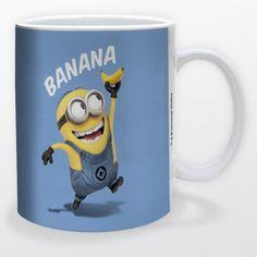 Minions Banana 11 oz. Mug