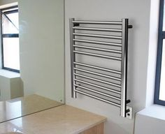 (click twice for updated pricing and more info) Brushed Steel Towel Warmer #towel_warmers #electric_towel_warmers http://www.plainandsimpledeals.com/prod.php?node=37273=Sirio_Towel_Warmers_-_S-2933_Brushed_Steel_Towel_Warmer_-_S_2933_B#