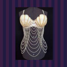 sexy-perle-meerjungfrau-bh-oberteil
