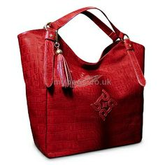 BARADA Leather tote bag Singapore red http://mybags.co.uk/barada-leather-tote-bag-singapore-red.html
