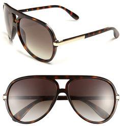 99ef27c689e63  Marc Jacobs  Eyewear  MARC  Marc  Jacobs  63mm  Aviator  . Black ...