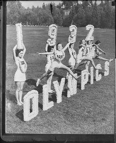 1932 Olympics - Pasadena, CA