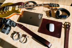 Simple Range - Australian Made Leather Accessories - Gifts For Artists – Lucky Camera Straps