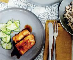 Miso Black Colin Fish Recipe from Sophie Dahl's Very Fond of Food Crab Recipes, Home Recipes, Dinner Recipes, Cooking Recipes, Potato Recipes, Whey Protein Recipes, Healthy Recipes, Healthy Sweets, Chocolate Chip Recipes