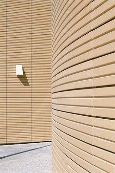 Location: Berlin Deutschland Architect/Specifier: Renzo Piano Building Workshop. Product: NBK. Architecture / Inspiration