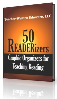Free and some  modestly-priced Graphic Organizers for Teaching Literature and Reading (designed by a middle school teacher/shared at Daily Teaching Tools)