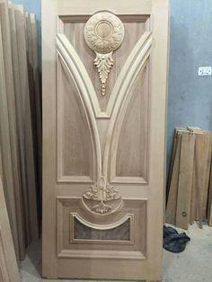 LSWORLD DOOR DESIGN 60 | LSWORLD Single Door Design, Wooden Front Door Design, Chair Design Wooden, Door Gate Design, House Front Design, Wooden Front Doors, Pooja Room Door Design, Door Design Interior, Latest Door Designs