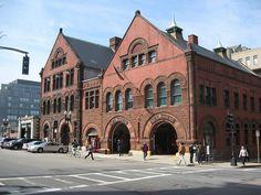 Fire Station, Boston