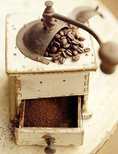 Wie in der guten alten Zeit! #kaffee #coffee