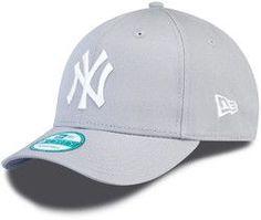 9db43d359e451 NY Yankees Light Gray Nine Forty Adjustable Cap. Gorra New EraGorrasPerfilYankees  De ...