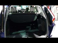 (48) New 2018 Honda CR-V SUV - Checking Cargo Area Space - 2017 LA Auto Show, Los Angeles CA - YouTube