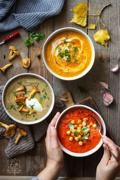 Jesienne zupy krem proste przepisy Soup Recipes, Cooking Recipes, Healthy Recipes, Food Allergies, I Love Food, Food Inspiration, Home Food, Going Vegan, Food And Drink