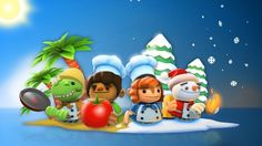 "Overcooked: Festive Seasoning DLC - Produce or ""Prahduce"" - Naomi Plays Live - http://gamesitereviews.com/overcooked-festive-seasoning-dlc-produce-or-prahduce-naomi-plays-live/"