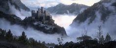 ArtStation - Over the fog, Jordi Gonzalez Escamilla