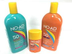 Enter Daily to win an awesome Fun in the Sun Prize pack From NO-AD Suncare!  https://thriftymommaramblings.com/2017/05/tmr-exclusive-enter-to-win-75-in-no-ad-sun-care-products/ #NOADSunSmart #sponsored