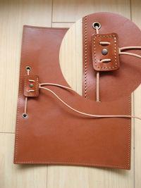 革製メニューブック A5サイズもお作りします。
