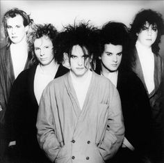 Icon: The Cure | Wondering Sound
