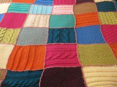 Manta de lana a cuadros | ComoIgual