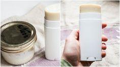 DIY: Natural Deodorant