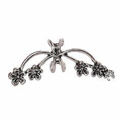 Binmer(TM)Fashion Women Punk Metal Flower Ear Cuff Wrap Clip Earring Nice Decor (Silver) Binmer(TM) http://www.amazon.com/dp/B0140ZVT9Q/ref=cm_sw_r_pi_dp_eD9cwb0C5Y5V8