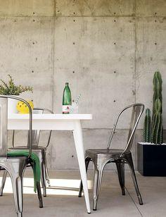 Tolix® Marais A Chair - Outdoor dining?