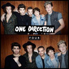 Caratula Frontal de One Direction - Four
