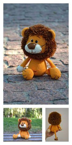 Chat Crochet, Crochet Mignon, Crochet Amigurumi Free Patterns, Crochet Animal Patterns, Crochet Bunny, Stuffed Animal Patterns, Crochet Dolls, Free Crochet, Softie Pattern