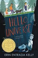 """Winner of the Newbery Medal""""A charming, intriguingly plotted novel.""""—Washington PostNewbery Medalist Erin Entrada Kelly's Hello, Universe is a funny . Newbery Award, Newbery Medal, Good Books, Books To Read, My Books, Amazing Books, Free Books, Realistic Fiction, Award Winning Books"""