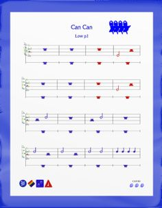 This arrangement of the can-can for piano trio requires six hands to perform. the piece is perfect for a trio of piano students who are eager to try some new and fun piano music. The arrangement is easy enough for beginners to learn, but fun and exciting for audiences to hear.   http://paintwithpiano.com/paint-with-piano-resources-blue-can-can.html